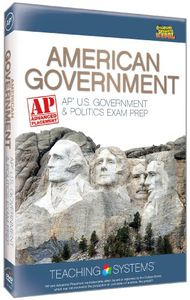 Ap U.S. Government & Politics Exam Prep