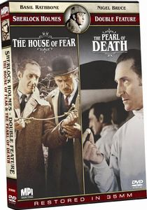 The House of Fear /  The Pearl of Death
