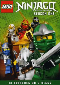 Lego: Ninjago: Masters of Spinjitzu: Season One