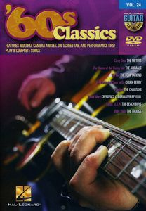 Guitar Play Along: 60s Classics