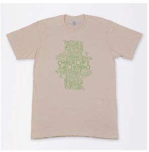2010 Collection Crew Neck T-Shirt Creme - XS