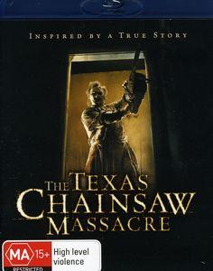 Texas Chainsaw Massacre (1974) [Import]