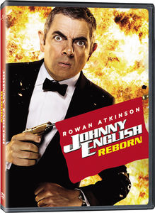 Johnny English Reborn , Rowan Atkinson