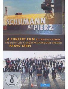 Schumann at Pier2: A Concert Film