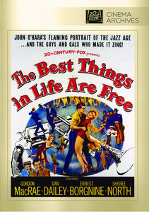 The Best Things in Life Are Free , Don Dailey