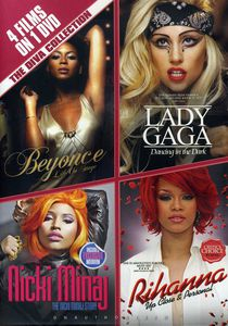 4 Films on 1 DVD: Diva Collection