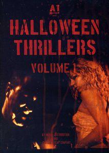 Halloween Thrillers: Volume 1