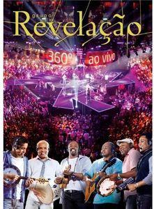 Grupo Revelacao 360 Ao Vivo [Import]