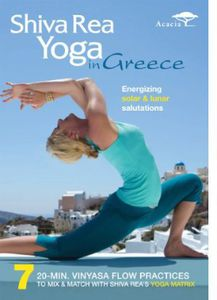 Shiva Rea: Yoga in Greece