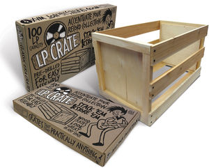 Crate Farm KTPF1223 LP Crate (Unassembled)