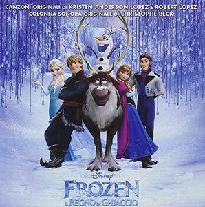 Frozen (Original Soundtrack) [Import]