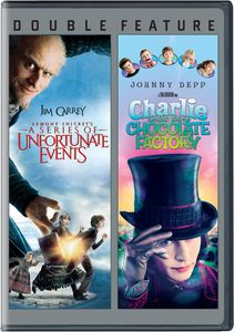 Lemony Snicket's/ Charlie And The Chocolate Factory