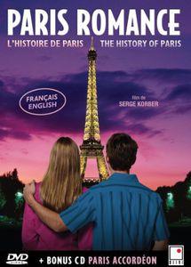 Coffret Paris Romance + Paris Accordeon [Import]