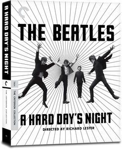 A Hard Day's Night (Criterion Collection)