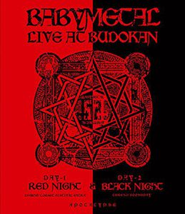 Live at Budokan-Red Night & Black Night Apocalypse [Import]