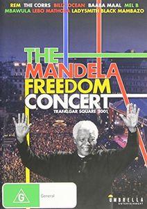 Nelson Mandela Freedom Concert|||||||||||||||||||||||||||||||||||||| [Import]