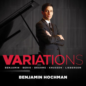 Variations: Brahms Knussen & More