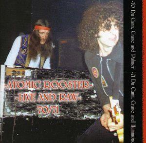 Live & Raw 1970-71 [Import]