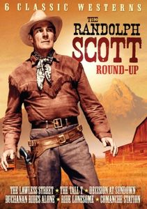 The Randolph Scott Round-Up: Volume 1 , Randolph Scott