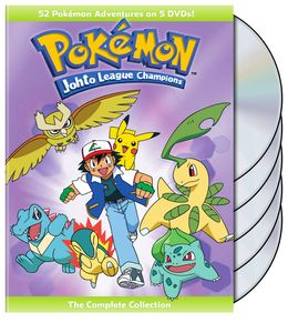 Pokemon: Johto League Champions - The Complete Collection
