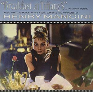 Breakfast at Tiffany's (Blue Vinyl) (Original Soundtrack) [Import]