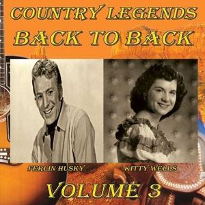 Country Legends Back To Back, Vol. 3