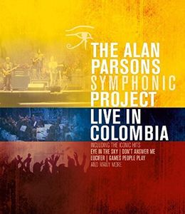 Live in Colombia the Alan Parsons Symphonic Project