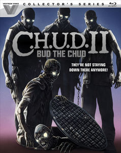 C.H.U.D II: Bud the Chud (Vestron Video Collector's Series)