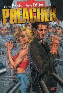 Preacher Book Two (DC) , Garth Ennis