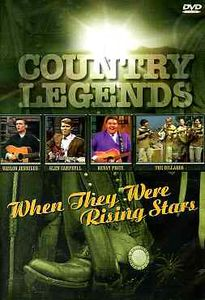 Country Legends-When They Were Rising Stars [Import]