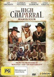 High Chaparral: Season 4 [Import]