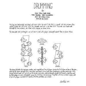 Drumming , Steve Reich