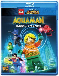 LEGO DC Super Heroes: Aquaman - Rage Of Atlantis