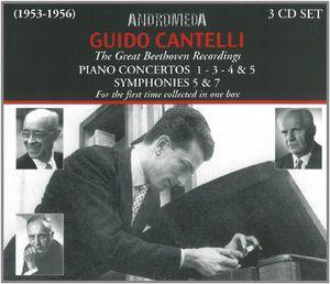 Klavierkonzerte 1-3 4 & 5