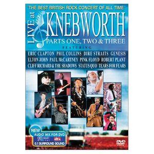 Live at Knebworth: Parts 1, 2 & 3