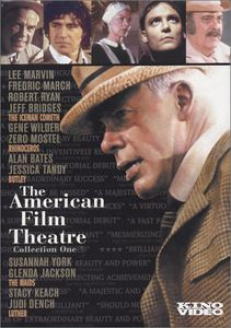 The American Film Theatre: Collection One