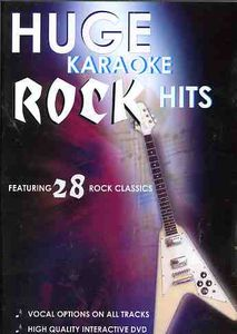 Huge Karaoke Rock Hits [Import]
