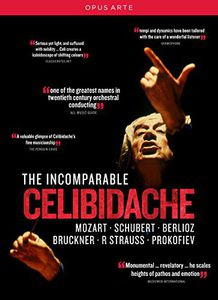 Incomparable Celibidache
