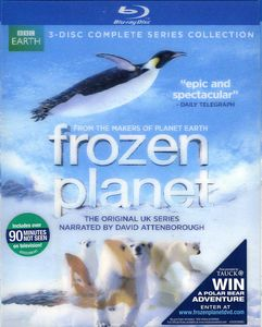 Frozen Planet , Alec Baldwin