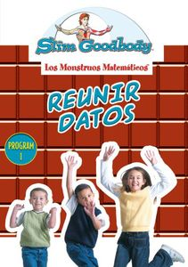 Slim Goodbody Monstrous Matematicos: Reunir Datos (Spanish)