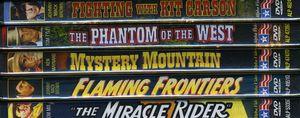 Vintage Western Serials