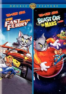 Tom & Jerry: Fast & Furry & Blast Off to Mars