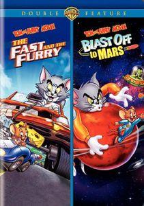 Tom & Jerry: Fast & Furry & Blast Off to Mars