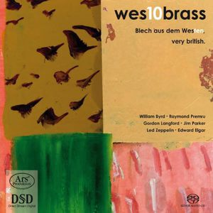 Brass from the West