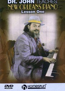 Dr. John Teaches New Orleans Piano: Volume 1