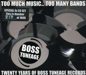 Too Much Music Too Many Bands: 20 Years of Boss [Import]