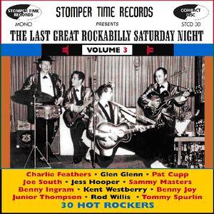 Last Great Rockabilly Saturday Night 3 /  Various [Import]