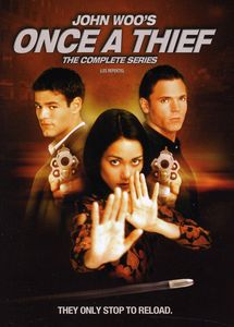 Once a Thief: Complete Series [Import]