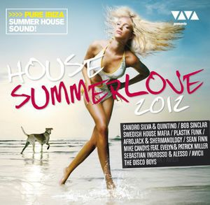 House Summerlove 2012 [Import] , House Summerlove 2012