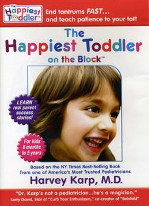 Happiest Toddler on the Block